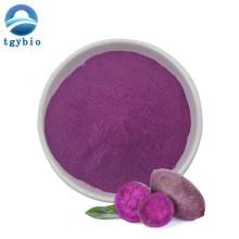 80 Mesh chinesisches natürliches lila Süßkartoffelpulver