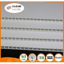 Painéis de construção / Painel de parede decorativo em PVC