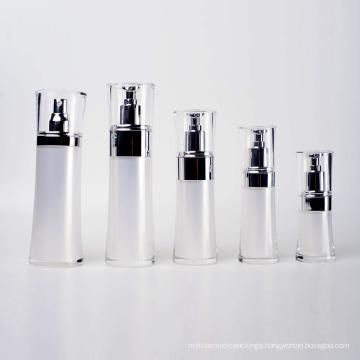 15ml-120ml Waist Shape Arylic Lotion Bottles (EF-L19)