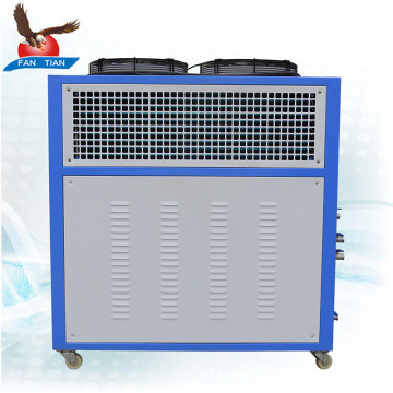 Chiller Unit Air Cooled Chiller 6hp untuk Molded
