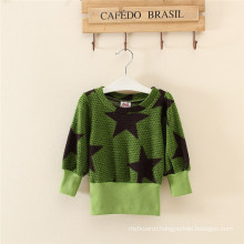 new korean girls children fashion sweater for autumn or winter 3 color