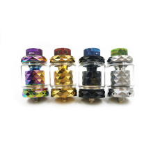 China for Mod Vape Exquisite Craft Latest 510 thread RTA Atomizer vape supply to Portugal Factory