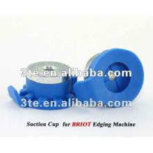 Ventosa para la máquina del borde de BRIOT, plástico, 3T-A39,