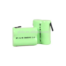 AA Wiederaufladbare Batterie NIMH Pack OEM / ODM CE ROHS