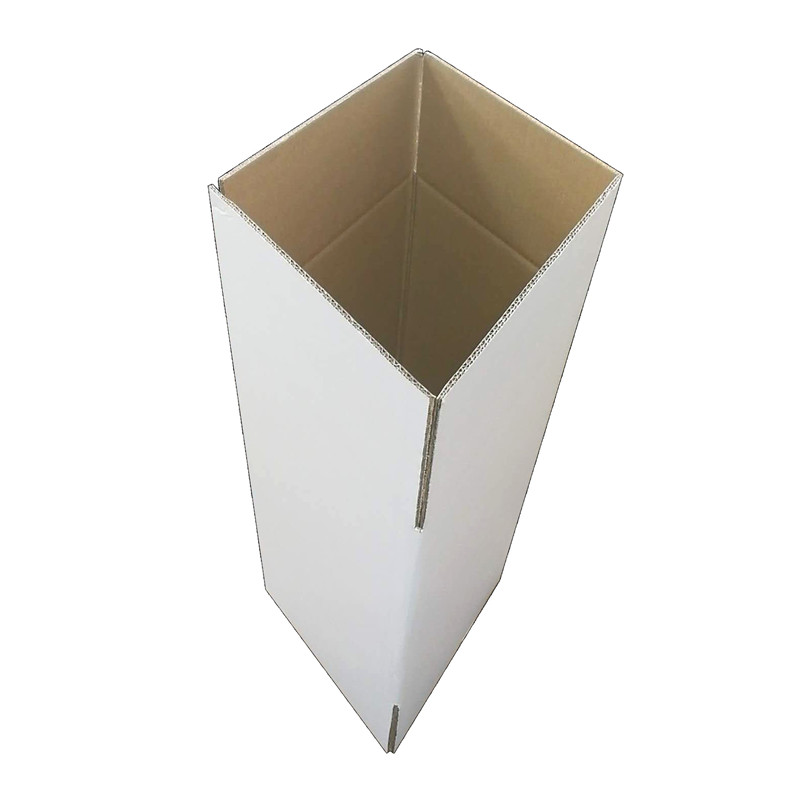 Top Grade Corrugated White Carton