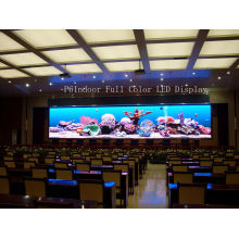 High Resolution P6 Flexible Led Display Screen For Theater Trade Show , Smd 3528