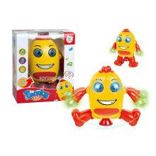 Humpty Dumpty Dança Brinquedos engraçados Instrumentos Musicais
