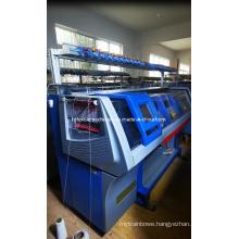 Stoll Flat Knitting Machinery Computerised 530HP E3.5.2 Full Needle Woolen Yarn Knit