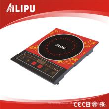 Fogão de indução elétrica do tipo de China Ailipu do fabricante