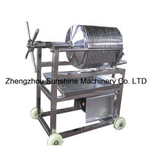 Filter for Olive Oil Filter Press Machine Liquor Oil Filter
