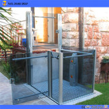 2m Hydraulic Small Home Lifts