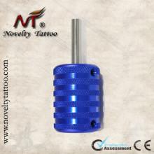 N301003-35mm Blue Grip Aluminium-Legierung Tattoo Maschine Rohre