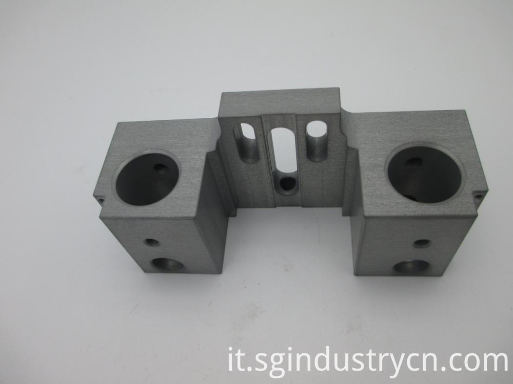 Steel Milling Jig Assembly