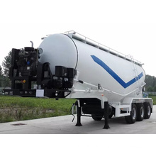10-50m3 Bulk Cement Semi Trailer