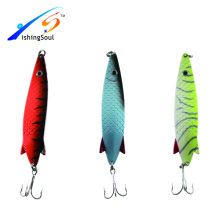 SNL029 High quality fishing lures wholesale fishing spoon lure