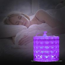 Lanterne solaire gonflable extérieure changeante de couleur portative facile belle de mode pour la partie de danse