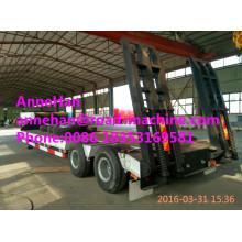 Caminhão de reboque 17m de Sinotruk CIMC semi