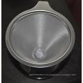 ultra fino alta qualidade despeje sobre gotejador de cone de filtro de café com suporte de café