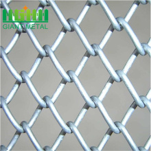 Chain Link Fence Top Barbed Wire Security Chain Link Fence