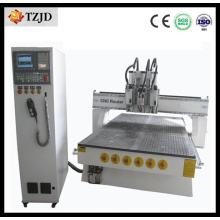 1325 3D CNC Graviermaschine Linear Typ ATC CNC Router