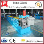 Máquina perfiladora de acero galvanizado Z Purlin