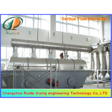 Vibrating fluidized bed dryers of borax