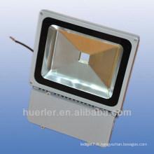 Vente chaude 100-240v en plein air IP65 9000 lumens 100w projecteur led 10000lumen ce rohs
