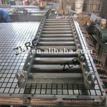 FRP molded grating production line fiberglass gate machine