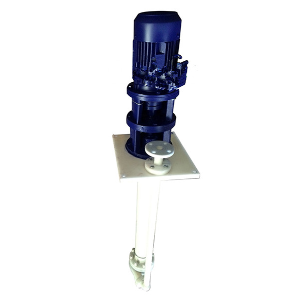 FYS type engineering plastic corrosion resistant submerged pump 1