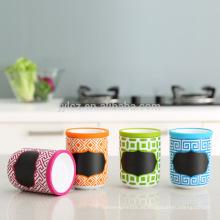 Tapas de silicona de alta calidad para recipientes de almacenamiento de porcelana