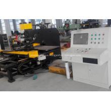 Punzonadoras hidráulicas CNC para placas de acero