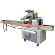 food spoon fork pillow packing machine