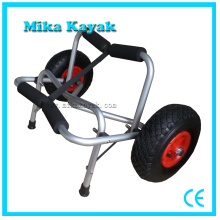 Aluminum Kayak Cart Canoe Trolley, Dolly Carrier Trailer Tote Transport Wheel