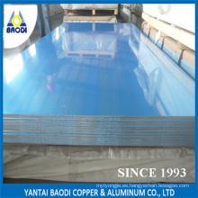 Precios de chapa de aluminio para gabinete de equipos de grado marino, 1050/1060/3003/3104/5052/5083