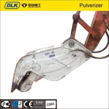 Os acessórios hidráulicos do pulverizador da máquina escavadora usam-se para a demolição e a reciclagem
