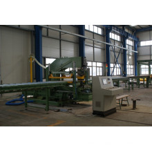 PU Sandwich Panel Continuous Forming Machine