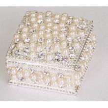 Pearl Jewelry Box Birthday Present
