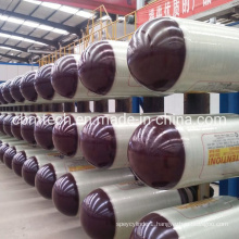ISO11439 Standard Glass Fiber CNG Cylinders