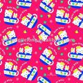 65/35 tissu de feuille de literie de polyester / coton