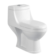 CB-9078B Indien Stil Toilette Siphonic One Piece Toilette Komfort Höhe kompakt Elongated WC Preis