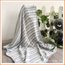 Multi Color Comfortable Cotton Baby Little Blanket