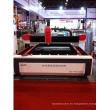 Cortadora del laser de la fibra 500W Rj1530 1500 * 3000