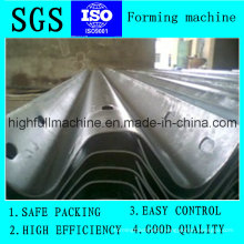 Galvanized Road Guard Rails