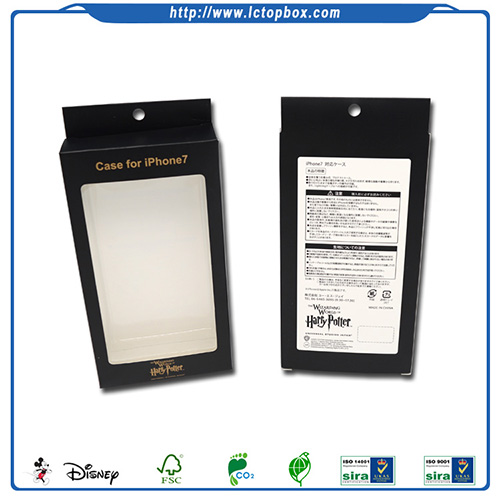 High CP Value Phone Case Hanger Packaging Box