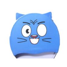 Gros petit chapeau de bain en silicone Cartoon Kids MOQ