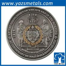 einzelne benutzerdefinierte Münzen für Geschenk