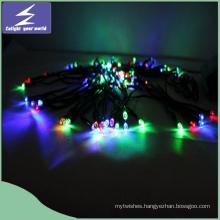 Colorful Solar Christmas LED String Light