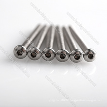 Stainless steel round head custom special machine screw
