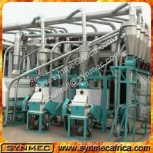 China moinho de milho processa máquina de trituração de milho para venda