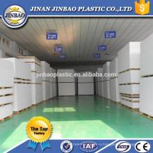 Вода whermoformable наружная реклама белая доска пены PVC лист